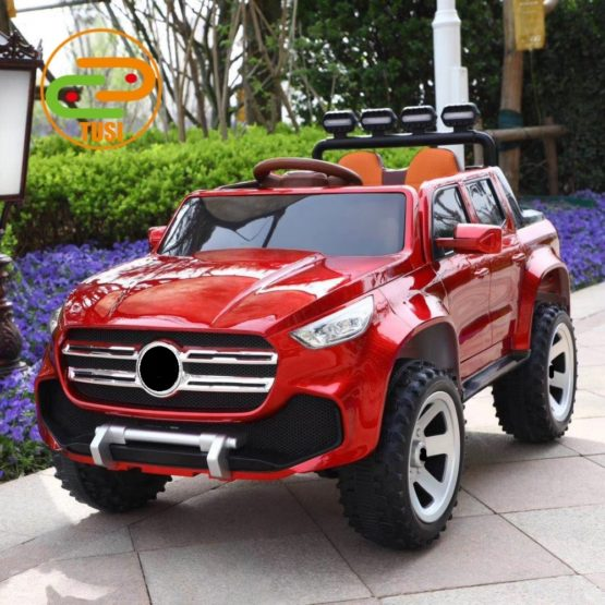 Electric Rechargeable RideOn Mercedes Jeep 2 Seater