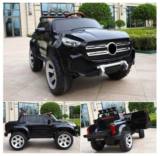 Electric Rechargeable RideOn Mercedes Jeep 2 Seater - 1