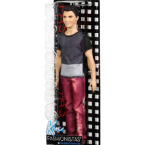 Barbie Ken Fashionistas Doll – Color and Style May Vary