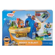 Thomas & Friends Minis Boost n Blast Stunt Set with One Small Engine