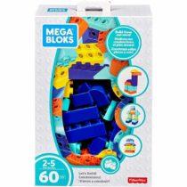 Mega Bloks 60pcs Building Box Set