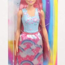 Barbie Doll Rainbow Princess Look