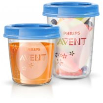 Philips Avent Toddler Food Storage Cup 10x