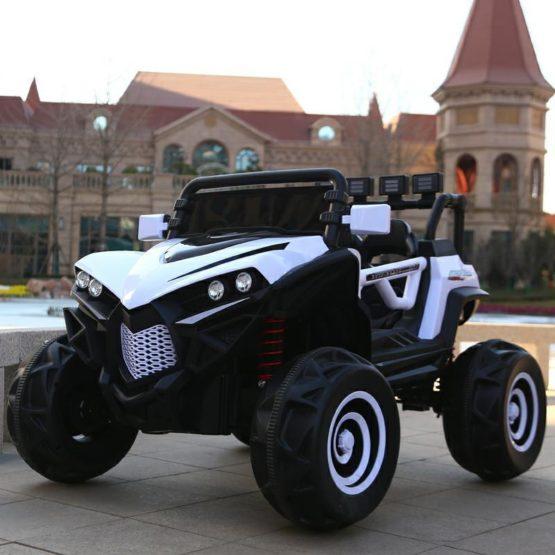 2 Seater Off Road Rideon Jeep Remote Control - 3