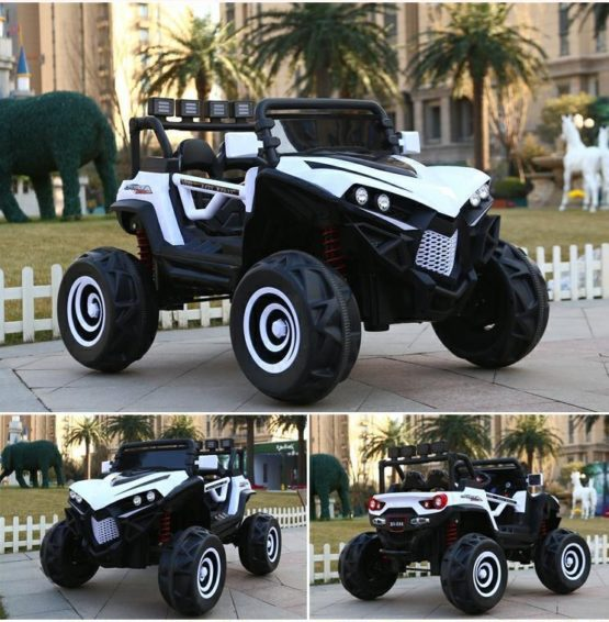 2 Seater Off Road Ride On Remote Control Jeep