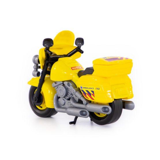 Polisie Ambulance Motorbike NL (bag)