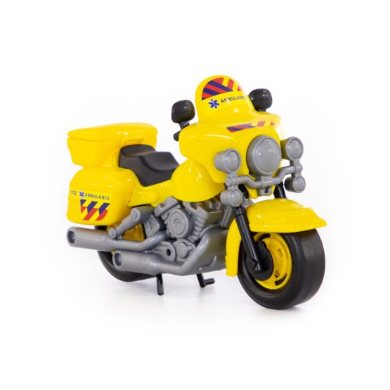 Polesie Ambulance Motorbike NL (bag)