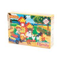 Polisie Construction Set Family – 120 PCS (box)