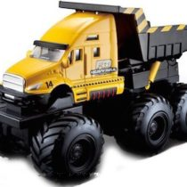 Maisto Die Cast Fresh Metal Quarry Monsters – Color & Style May Vary