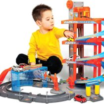 Bburago Mega Dealer Showroom Model Playset