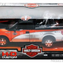 Maisto 2010 Harley Davidson Ford F-150 Diecast Truck Model – Colors May Vary