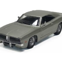 Maisto 1969 Dodge Charger Diecast Car Model – Colors May Vary