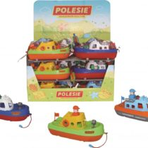Polesie Boats Assorted (Price for One)