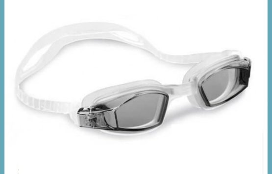 INTEX Free Style Swimming Sport Goggles – Color May Vary