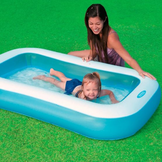 Intex Baby Rectangle Beautiful Swimming Pool