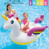 INTEX Float Unicorn Inflatable Ride On