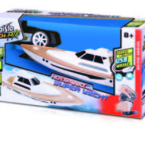 Maisto Remote Control Super Yacht – Colors May Vary
