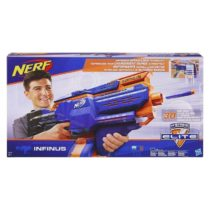 NERF Infinus N-Strike Elite Motorized Blaster with Speed-Load Technology (FFP)