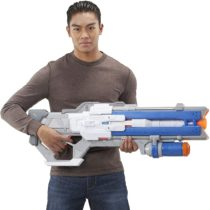 NERF Overwatch Soldier 76 Rival Blaster Fully Motorized