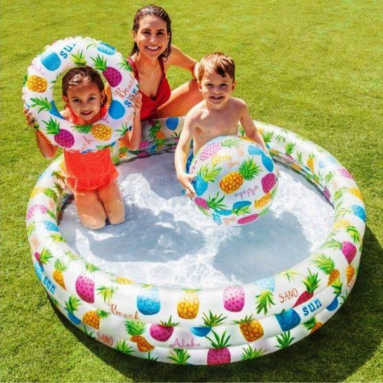 Intex Pineapple Pool