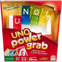 Mattel Uno Power Grab Game