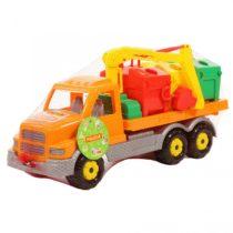 Polesie Gigant Garbage Truck