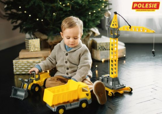 Polisie Construction Machinery Set,
