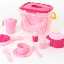 Polesie Nasten'ka kitchen Set For Four