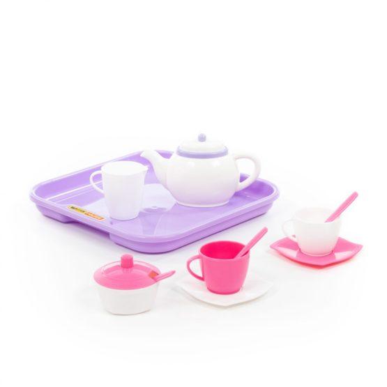 Polesie Tea Set For Two, 13 pcs