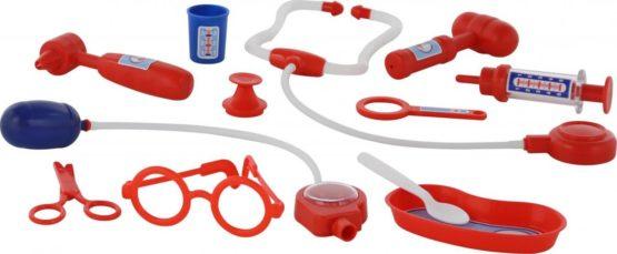 Polesie Doctor Set, 11 Pcs (Bag)