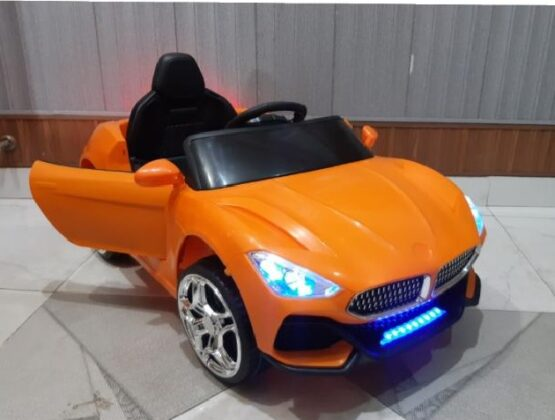 BMW Electric Rechargeable Ride On Car For Kids - 2
