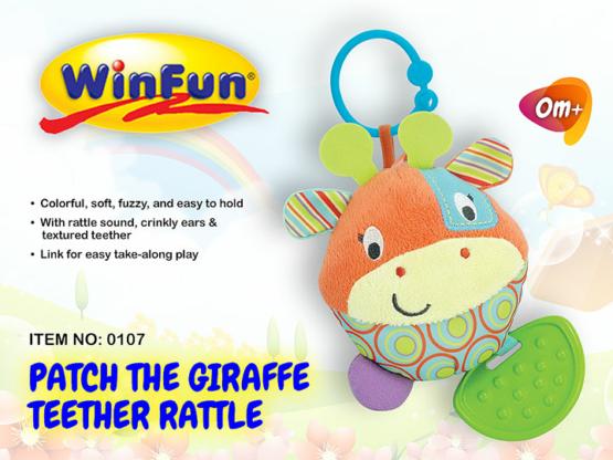 Winfun Girafee Tether Rattle - 2