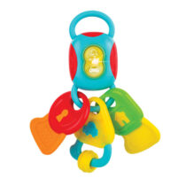 Winfun Light 'N Sounds Teething Keys Best Toy For Kids