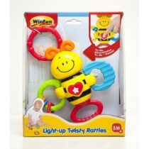 Winfun Light Up Twisty Rattle Bees
