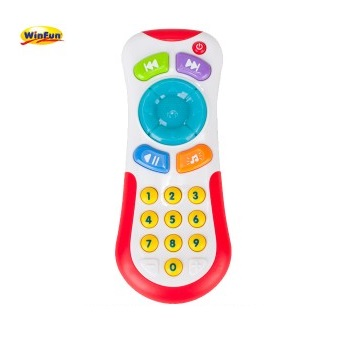 Winfun Light N Sounds Remote Control Best Toy - 3
