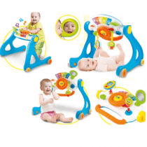 WinFun Drive N Play Gym Walker