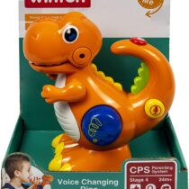 WinFun Recording & Voice Changing Dinosaur Toy