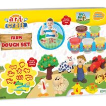 Dede Art & Craft Play Dough Farm Set