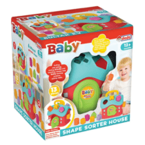 Dede Shape Sorter House Set