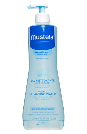 Mustela No Rinse Cleansing Water 300 ml