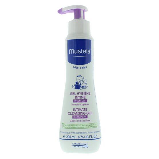 Mustela Baby Intimate Cleansing Gel 200ml - 2