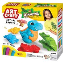 Dede Toys Art Craft dinosaur Dough Set