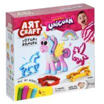 DeDe Art Craft 3D Unicorn Dough Set