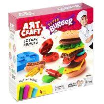Dede Hamburger Play Dough Set