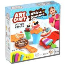 Dede Waffle & Ice Cream Dough Set