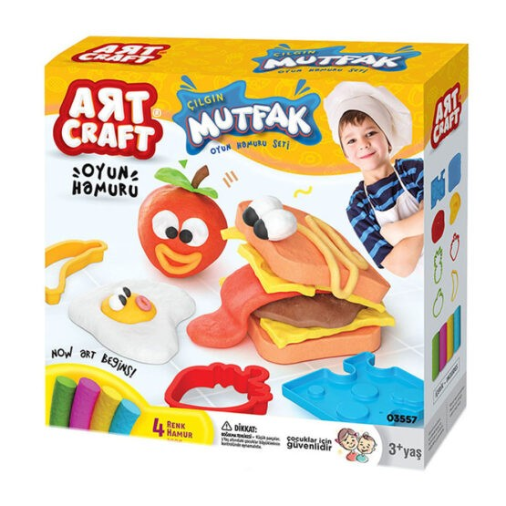 Dede Art Craft Kitchen Dough Set