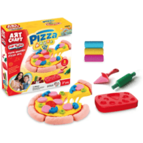 Dede Art Craft Pizza House Play Dough Set