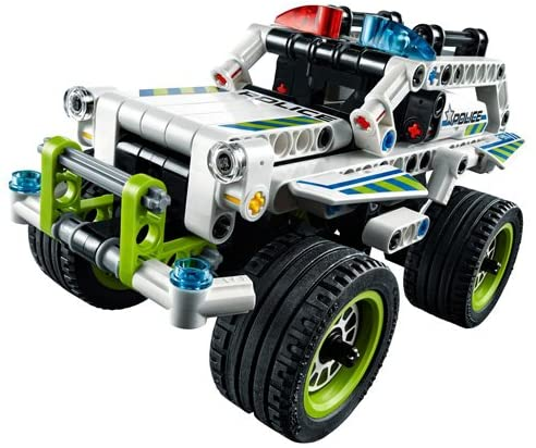 LEGO Technic Police Interceptor - 2