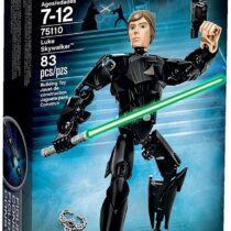 LEGO Star Wars Luke Skywalker Building Kit