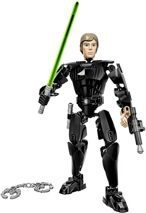 LEGO Star Wars Luke Skywalker Building Kit - 4